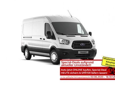 gebraucht Ford Transit 2.0 TDCi 350 L3 Trend Ladeverkl in Kehl