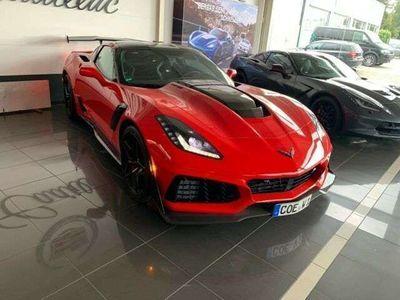 gebraucht Corvette ZR1 ZR1 ZR 1Coupe Automatik **766PS / 969NM** MY2019