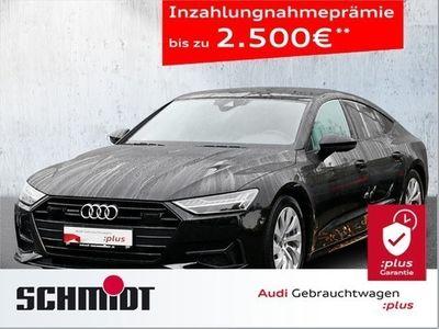gebraucht Audi A7 Sportback 50 TDI quattro AHK, Pano, Leder, Luftfe
