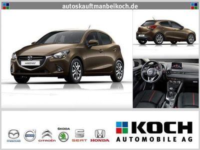 gebraucht Mazda 2 SKYACTIV-D 105 5T 6GS AL-SPORTS LIC-P NAV top