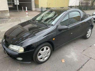 gebraucht Opel Tigra -1-Hand-Klima-80000 TKM-Tüv Neu