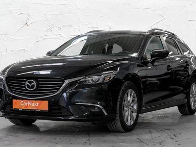 gebraucht Mazda 6 Kombi SKYACTIV-D 150 i-ELOOP Exclusive-Line