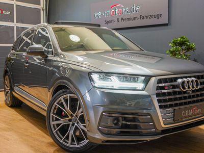gebraucht Audi SQ7 4.0 TDI 7SITZE*ACC*360°*HUD*PANO*MATRIX*BOSE