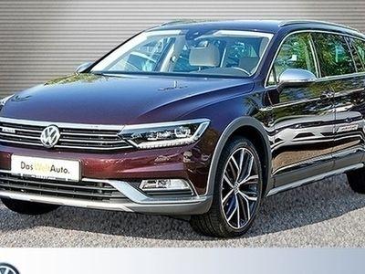 gebraucht VW Passat Alltrack Variant 2.0 TDI 4motion DSG LED Navi Leder Standheiz GRA LM PDC BMT