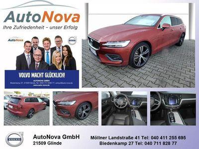 gebraucht Volvo V60 D4 Inscription (EURO 6d-TEMP) LED Standhzg.