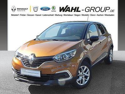 gebraucht Renault Captur Limited DAB Klima