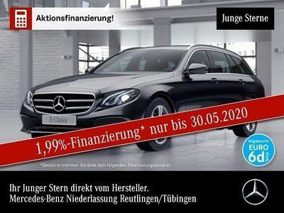gebraucht Mercedes E200 Avantgarde LED Kamera Totwinkel PTS Sitzh