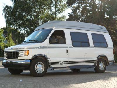 gebraucht Ford Econoline E150 5.8 V8 LPG Gas Hochdach 7-Sitzer