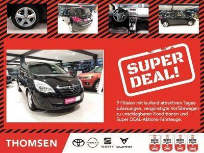 gebraucht Opel Meriva 1.4l Klima Multifunktion SHZ Tempomat