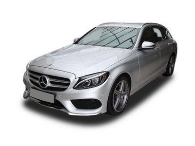 gebraucht Mercedes C180 T Model AMG Line Leder Kamera Tempo
