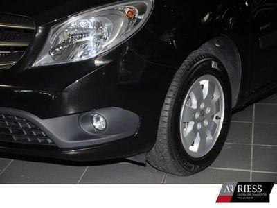 gebraucht Mercedes Citan 111 CDI Navi+Einparkhilfe+1.Hand+SHZ+Klima