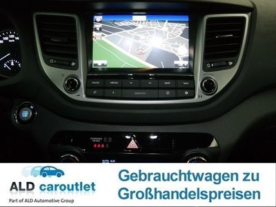 gebraucht Hyundai Tucson 1.6 Turbo 4WD DCT Premium Geschlossen, 5-t