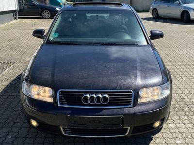gebraucht Audi A4 Lim.2.0*Navi*Klimaautomatik*Schiebedach*1Hand