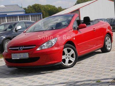 gebraucht Peugeot 307 CC 135 Klimaaut./PDC/Tempomat/HU 04-2019/Alu