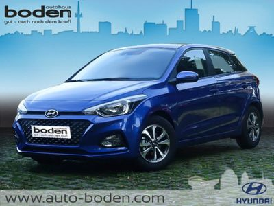 gebraucht Hyundai i20 FL 1.2 Benzin Trend Digital-P. SHZ PDC