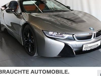 gebraucht BMW i8 Roadster Head-Up HK HiFi WLAN Navi Prof. Shz