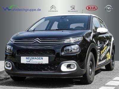gebraucht Citroën C3 PureTech 82 FEEL PDC,Klima,SHZ