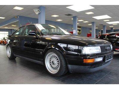 gebraucht Audi Coupé 2.3 E BBS - Klima 1.Hand *WENIG KM*