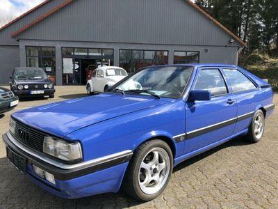gebraucht Audi Coupé 1.8 Weber-Vergaser
