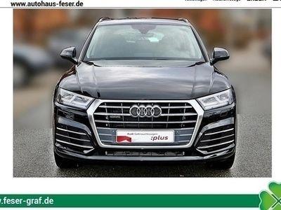 """gebraucht Audi Q5 S line 2.0 TDI qu. S tr. 2x NAVI+20""""+DAB"""