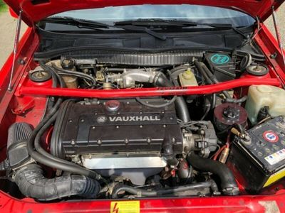 gebraucht Opel Calibra Turbo 16V 4x4