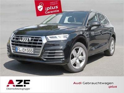 gebraucht Audi Q5 Sport 35 TDI qu. S-tronic sport+Navi+LED+Sitzheizu