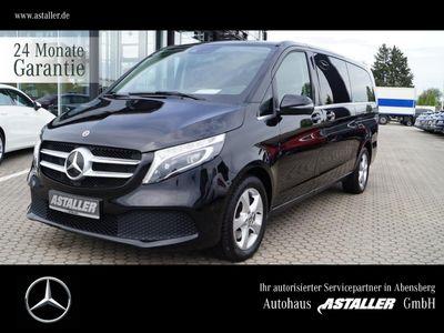 gebraucht Mercedes V250 d XL Extralang Avantgarde Navi+LED-ILS+RFK