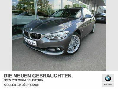 gebraucht BMW 435 Gran Coupé d xDrive Luxury Line HiFi Xenon