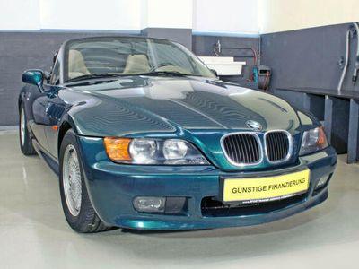 used BMW Z3 Roadster 1.9 / M-SPORTFAHRWERK / WINDSCHOTT