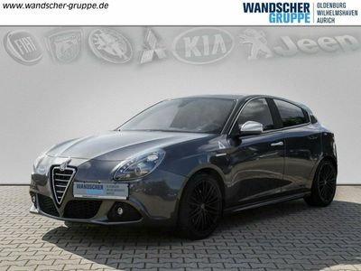 gebraucht Alfa Romeo Giulietta 1.4 TB 16V MultiAir Sportfahrwerk, Kli