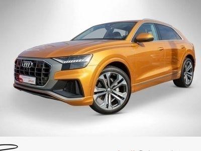 gebraucht Audi Q8 50 TDI quattro S line Matrix Pano Stdhzg AHK