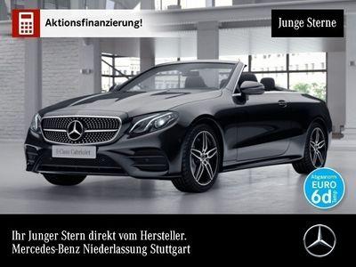 gebraucht Mercedes E220 Cab. d 4M AMG Burmester HUD LED Night Kamera