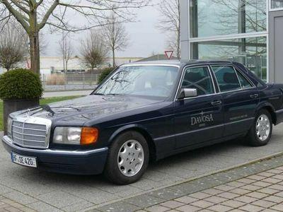 gebraucht Mercedes 420 W126 - Liebhaberstück - Schiebedach