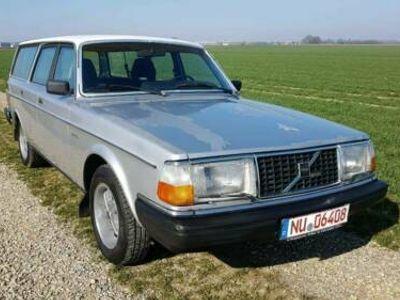 gebraucht Volvo 245 mit frischem Tüv und H- Kennzeichen