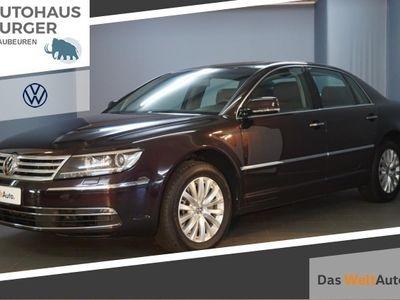 gebraucht VW Phaeton 3.0TDI Tipt 2,99% Sonderfinanzierung UPE