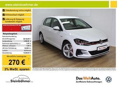 gebraucht VW Golf GTI Performance 2.0 TSI DSG Navi ACC