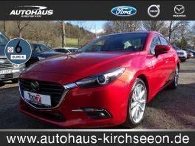 gebraucht Mazda 3 2.2 SKYACTIV-D 150 BM Sports-Line