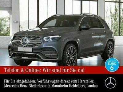gebraucht Mercedes GLE400 d 4M AMG WideScreen 360° Multibeam Distr.