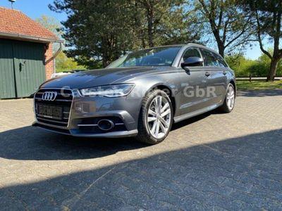gebraucht Audi A6 Avant 3.0 TDI S-line LED HeadUp AHK Leder