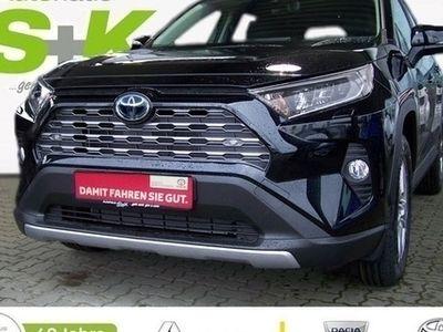 gebraucht Toyota RAV4 RAV 4Business Edition *Vollleder*