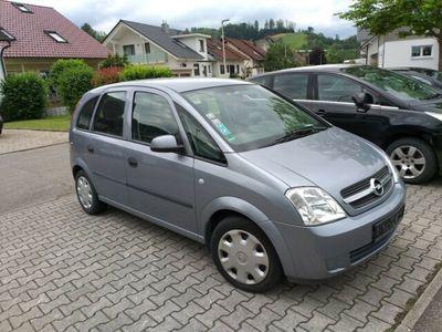 gebraucht Opel Meriva 1.6 16V Cosmo