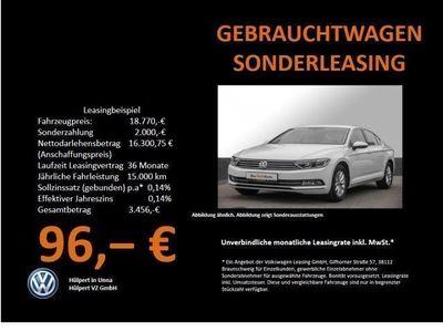 gebraucht VW Passat Passat 1.4 Comfort BLUETOOTH SHZ PDC ALU