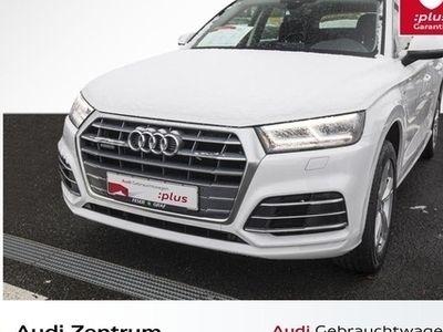 gebraucht Audi Q5 2.0 TDI sport S Line Ext. quattro S tronic Rückfah