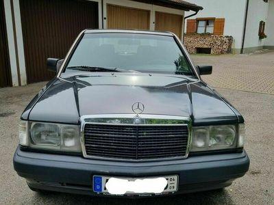 gebraucht Mercedes 190 Sportline2.3