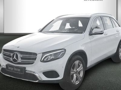 gebraucht Mercedes GLC220 d 4MATIC Exclusive/LED/Navi/PDC