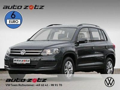 gebraucht VW Tiguan Trend + Fun 2.0 TDI DSG 4 Motion Navi AHK