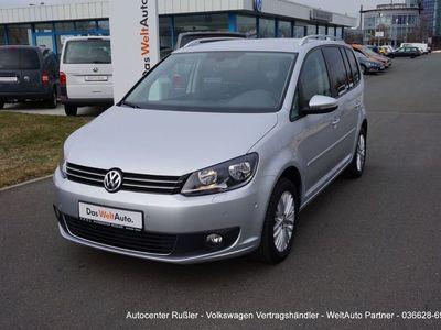 gebraucht VW Touran CUP 1,6TDI Navigation,Klimaaut,Sitzheizung,PDC