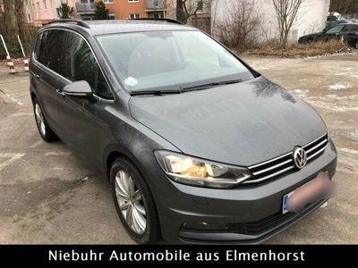 gebraucht VW Touran 1.6 TDI DSG 7 Sitze Euro 6