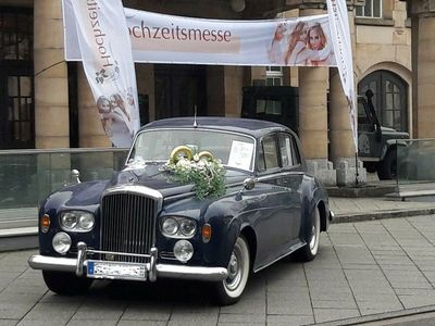 gebraucht Bentley S1 rechtslenker als Limousine in Annweiler