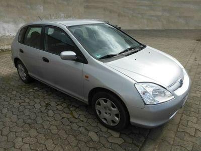 gebraucht Honda Civic 1.6i ES Klima/elektrische Fenster/TÜV